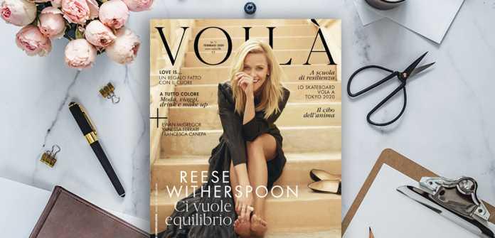Sara Caminati @Voilà Magazine